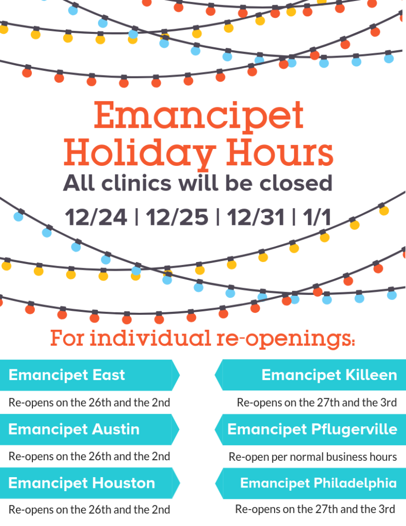 Emancipet Closures