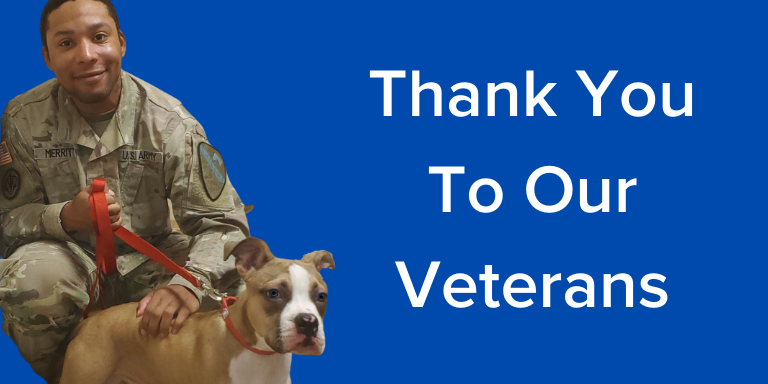 Thank You For Your Service, Veterans!